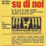 La locandina originale di Non contate su di noi di Sergio Nuti (Italia, 1978)