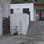Una poetica immagine tratta dal documentario Scuola in mezzo al mare di Gaia Russo Frattasi (Italia, 2018)
