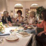 Diane Keaton, Jane Fonda, Candice Bergen e Mary Steenburgen sono le protagoniste di Book Club - Tutto può succedere di Bill Holderman (USA, 2018)