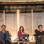 I tre personaggi principali di Burning di Lee Chang-dong, (Beoning, Corea del Sud 2018)