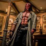 David Harbour è il demone infernale protagonista di Hellboy di Neil Marshall (USA, 2019)