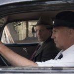 Ancora un'immagine di Costner e Harrelson tratta da Highwyayman - L'ultima imboscata di John Lee Hancock (USA, 2019)