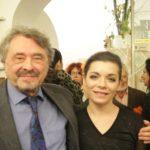 Iolanda La Carrubba (a destra) promotrice di Escamontage