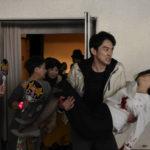 Tragedie incombenti durante Jam di Sabu (Giappone, 2018)