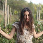Angela Fontana, splendida protagonista di Lucania di Gigi Roccati (Italia, 2019)