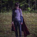 Jackson A. Dunn è il giovanissimo protagonista de L'angelo del male - Brightburn di David Yarovesky (USA, 2019)