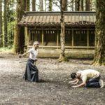 Incredibili immagini d'azione nel corso di HARD-CORE di Yamashita Nobuhiro (Giappone, 2018)