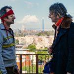 Rocco Papaleo e Sergio Rubini in un momento de Il Grande Spirito di Sergio Rubini (Italia, 2019)