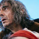Un primo piano di Sergio Rubini, interprete e regista de Il Grande Spirito (Italia, 2019)