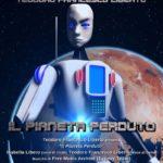 La locandina del cortometraggio Il pianeta perduto di Teodoro Francesco Liberto (Italia, 2019)