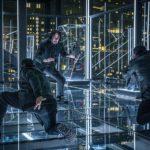 Duelli acrobatici per Keanu Reeves in John Wick 3 - Parabellum di Chad Stahelski (USA, 2019)