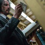 Un'altra immagine di Keanu Reeves in John Wick 3 - Parabellum di Chad Stahelski (USA, 2019)