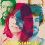 La locandina internazionale di Las distancias di Elena Trapé (Spagna, 2018)