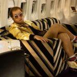 Taron Egerton è Elton John nel biopic Rocketman di Dexter Fletcher (UK, USA 2019)