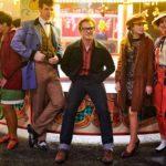 Momenti musical per Taron Egerton durante Rocketman di Dexter Fletcher (UK, USA 2019)