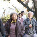 Immagine di anziani in Ten Years Japan di Kinoshita Yusuke, Hayakawa Chie, Fujimura Akiyo, Ishikawa Kei, Tsuno Megumi (Giappone, 2018)