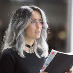 Salama Hayek in un momento di The Hummington Project di Kim Nguyen (Canada, Belgio 2018)