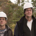 Jesse Eisenberg e Alexander Skarsgård in The Hummington Project di Kim Nguyen (Canada, Belgio 2018)