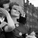 Momenti romantici durante Arrivederci domani di Janusz Morgenstern (Do widzenia, do jutra...,, Polonia 1960)