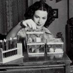 Hedy Lamarr in un'immagine d'epoca dal documentario Bombshell - La storia di Hedy Lamarr di Alexandra Dean (USA, 2017)