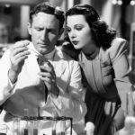 Spencer Tracy e Hedy Lamarr nel documentario Bombshell - La storia di Hedy Lamarr di Alexandra Dean (USA, 2017)
