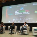 Javier Olivares, show-runner della serie tv Caccia al lador, ospite della seconda edizione del Filming Italy Sardegna Festival