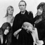 Una foto promozionale tratta da 1972: Dracula colpisce ancora! di Alan Gibson (Dracula A.D. 1972, UK 1972)