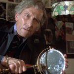 Peter Cushing in un momento critico di 1972: Dracula colpisce ancora! di Alan Gibson (Dracula A.D. 1972, UK 1972)