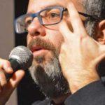 Emiliano Morreale al microfono in una recente immagine