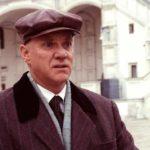 Malcolm McDowell, protagonista de L'assassinio dello Zar di Karen Sachnazarov (Tsareubiytsa, Russia 1991)