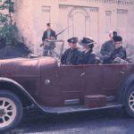 Un'altra immagine tratta da L'assassinio dello Zar di Karen Sachnazarov (Tsareubiytsa, Russia 1991)
