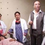 Un'immagine ospedaliera tratta da Rakkosh di Abhijit Kokate e Srivinay Salian (India, 2019)