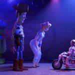 Un'altra immagine tratta da Toy Story 4 di Josh Cooley (USA, 2019)