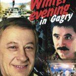 La locandina internazionale di Una sera d'inverno a Gagra di Karen Sachnazarov (Zimniy vecher v Gagrakh, Unione Sovietica, 1985)