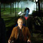 James McAvoy tra i mutanti in X-Men: Dark Phoenix di Simon Kinberg (USA, 2019)