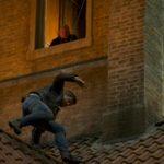 Momenti d'azione durante Domino di Brian De Palma (Danimarca, Francia, Belgio, Olanda, Italia 2019)