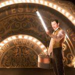Benedict Cumberbatch è Thomas Edison in Edison - L'uomo che illuminò il mondo di Alfonso Gomez-Rejon (The Current War, USA 2017)