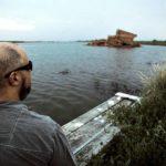 Una significativa immagine tratta dal documentario Il sogno di Omero di Emiliano Aiello (Italia, 2018)