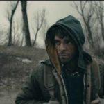 Ancora Anzaldo in un'altra immagine dal corto In principio di Daniele Nicolosi (Italia, 2018)