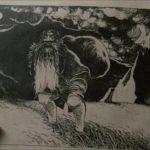 Inquietanti disegni in Laurin di Robert Sigl (Germania Ovest, Ungheria 1989)