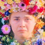Florence Pugh, protagonista di Midsommar - Il villaggio dei dannati di Ari Aster (Midsommar, USA 2019)