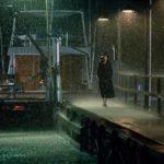 Anne Hathaway in versione dark lady durante Serenity - L'isola dell'inganno di Steven Knight (Serenity, USA, UK 2019)