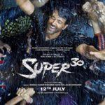 La locandina internazionale di Super 30 di Vikas Bahl (India, 2019)