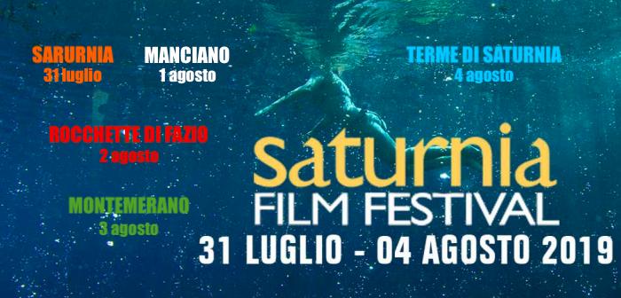 Saturnia Film Festival 2019