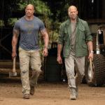 Dwayne Johnson e Jason Statham, protagonisti di Fast & Furious: Hobbs & Shaw di David Leitch (Fast & Furious Presents: Hobbs & Shaw, USA, UK 2019)
