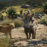 Un'altra simpatica immagine dal film in live action Il Re Leone di Jon Favreau (The Lion King, USA 2019)