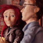 Un altro momento dal corto d'animazione Inanimate di Lucia Bulgheroni (UK, 2018)