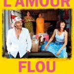 La locandina originale de L'amour flou - Come separarsi e restare amici di Romane Bohringer e Philippe Rebbot (Francia, 2018)