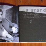 """La copertina del libro fotofagrafico dedicata a """"La Grande Guerra"""" di Mario Monicelli (foto di Mario Maffei, testo di Daniele Costantini)"""