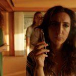 Momenti critici durante il corto Si sospetta il movente passionale con l'aggravante dei futili motivi di Cosimo Alemà (Italia, 2018)